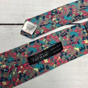 Topman Accessories - Men's Skinny Tie by Topman